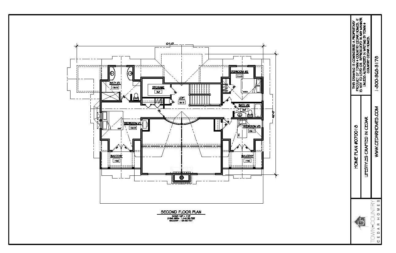 Log cabin plans luxury mountain home plans building a for Castle rock floor plans