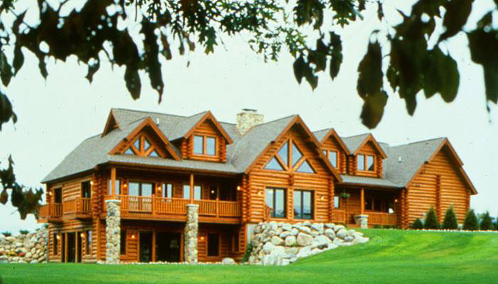 Log cabin plans luxury mountain home plans building a for Rocky mountain log homes floor plans
