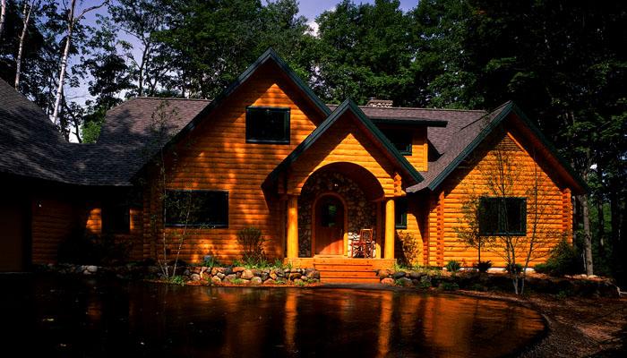 Glenwood town country cedar homes for Glenwood house
