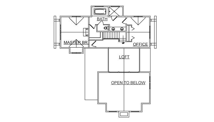 Eagle 39 s nest floor plans town country cedar homes for Eagle nest home designs