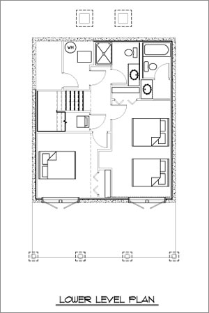 Log Cabin Floor Plans Town Country Cedar Homes