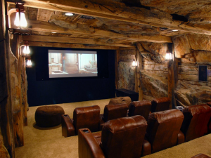 woodsey home theater