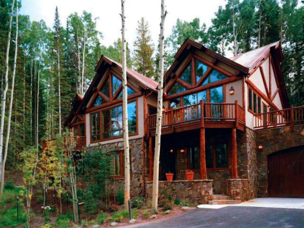 Luxury Log Home Designs Town Country Cedar Homes