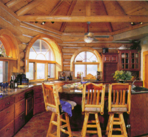 Log Home Living U2026 In Texas?