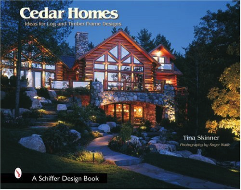 Cedar Home Schiffer Design Book