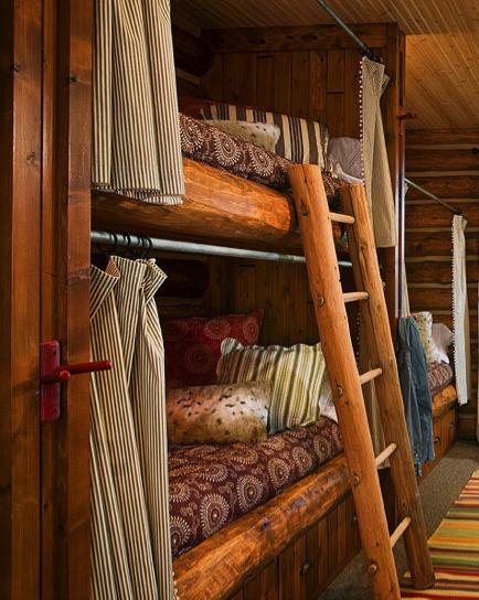 log bunkhouse